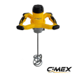 2019 CIMEX PLASTER MIXER 1800W SINGLE PADDLE STIRRER PM