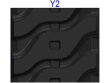 CAMOPLAST SD3005581Y2JSF RUBBER TRACK