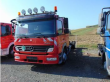 CAB CHASSIS TRUCK MERCEDES-BENZ ATEGO 1224