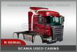 SCANIA CABIN FOR R TRACTOR UNIT