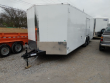 2021 CONTINENTAL CARGO NS8524TA3, 8X24 FT. ENCLOSED TRAILER, TANDEM AXLE, 9.9K RATED