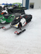 2011 SKI-DOO BACK COUNTRY X 137