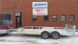 2021 H AND H TRAILER 82X16 ALUMINUM RAIL SIDE UTILITY TRAILER