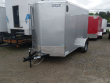 2021 CONTINENTAL CARGO NS610SA, 6X10FT. ENCLOSED TRAILER, SINGLE AXLE, 2.9K RATED