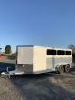 2021 FRONTIER 6 PEN LOW PRO STOCK TRAILER