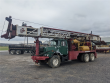 1977 CHICAGO PNEUMATIC 7000 TOP HEAD DRIVE ROTARY DRILL RIG