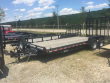 2019 QUALITY 20 EQUIPMENT TRAILER 14000 POUNDS FULL WIDTH RAMPS