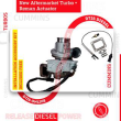 2882111RX NEW AFTERMARKET CUMMINS ISX15 HE400VG/HE451VE TURBO DIESEL – + – REMAN ACTUATOR INCLUDED