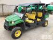 2014 JOHN DEERE 550 S4 XUV