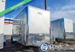 2021 ATC TRAILERS 6'X12' CARGO TRAILER WITH REAR RAMP DOOR