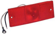 NAPA MARKER LAMP 18300R RED