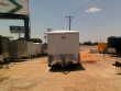 2019 CARRY-ON 7X12 ENCLOSED CARGO TRAILER W/ BARN DOORS