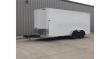 2020 H&H 7X14 STEEL CARGO TRAILER