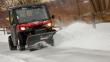 0 SNOWEX SX08 UTV STRAIGHT BLADE SNOW PLOW (6')