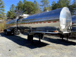 1986 FRUEHAUF MC 307 SS / 6500 GAL / REAR DISCHARGE / INSULATED
