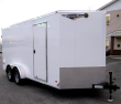 """7'X16' SCOUT TRAILER CARGO DOORS WITH PLUS PKG. & 6"""" EXTRA HIGH"""