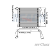 KENWORTH T800 CHARGE AIR COOLERS