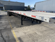 2020 TRANSCRAFT 48X102 COMBO FLATBED - FIXED SPREAD FLATBED TRAILER, FLAT DECK TRAILER