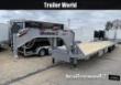2021 DIAMOND C FMAX212 40' HYDRAULIC DOVETAIL HOT SHOT TRAILER