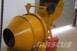 2019 SINO PLANT 560 KG ELECTRIC CONCRETE MIXER WITH CAB