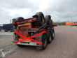 KÖGEL CONTAINER SEMI-TRAILER 20 FT CHASSIS / AIR SUSPENSION 2 AXLES