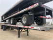 2020 TRANSCRAFT 48X102 COMBO FLATBED FLATBED TRAILER