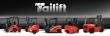 2019 LP GAS TAILIFT ZFG40P PNEUMATIC TIRE 4 WHEEL SIT DOWN