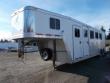 2007 FEATHERLITE FL8549-4H 4-HORSE TRAILER « BACK TO INVENTORY