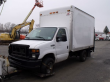 2011 FORD E350 BOX TRUCK FOR PARTS