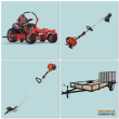 2021 GRAVELY MOWER PACKAGE GHDKH48-002