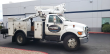 2006 ALTEC ON '06 FORD F750 SD