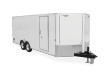 2021 H AND H TRAILER 8.5X20 HH SERIES FLAT TOP V-NOSE ENCLOSE