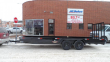 2021 H AND H TRAILER 82X20 SOLID SIDE UTILITY TRAILER 7K TAN