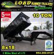 2019 LOAD RUNNER DUMP TRAILER DG96-18T10-48S