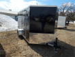 2019 BRAVO SCOUT 7'X12' ENCLOSED W/ RAMP DOOR, MDL #SC712SA