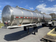 POLAR 7500 GALLON - REAR DISCHARGE - HOUSTON, TX WATER TANK TRAILER