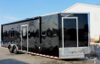 ORDERS ONLY 26' MILLENNIUM AUTO MASTER TOY HAULER W/LIVING QUARTERS W/WEATHER PRO ELECTRIC AWNING