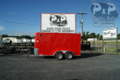 2019 CARRY-ON 7X14 CGRBN 14' ENCLOSED CARGO TRAILER