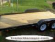 EQUIPMENT 7X16 TANDEM AXLE BLACK