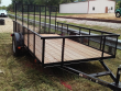 2018 CARRY-ON 6X12GWHS FLATBED TRAILER