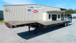 PITTS LB35-38 35 TON LOWBOY TRAILER - CONTRACTOR SPECIAL NECK, SPRING ASSISTED RAMPS