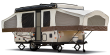 2018 FOREST RIVER ROCKWOOD FREEDOM 1640