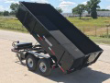 14,000 GVWR DUMP TRAILERS 7 X 14 X 24 FOR PURCHASE