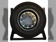 GOODYEAR 20.5X6.75X10 12 PLY, USED TIRE, NEW 2PC