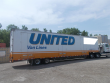 2000 KENTUCKY TRAILER DROP FRAME TRAILER, MOVING TRAILER