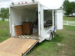 1994 UNITED 16 FT TOWED TRAILER
