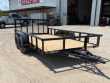 2021 BCI 14 FT X 83' UTILITY TRAILER