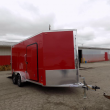 LEGEND FTV 7' X 17' ALUMINUM ENCLOSED CARGO