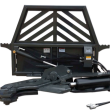 2019 UNLIMITED FABRICATIONS EXTREME ROTATING TREE SHEAR