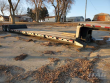 2009 XL SPECIALIZED 48X102 DOUBLE DROP TRAILER - MECHANICAL DETACH, TANDEM AXLE, 30FT WELL, OUTRIGGERS, RAMPS